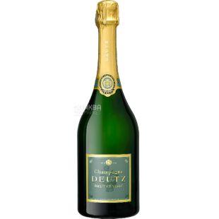 Deutz, Brut Classic, 0,75 л, Вино біле ігристе, брют