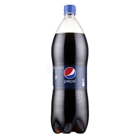 Pepsi-Cola, 2 л, Пепси-Кола, Классическая, Вода сладкая, ПЭТ