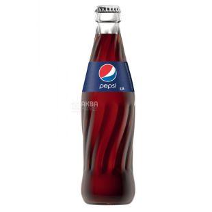 Pepsi-Сola, 0,3 л, солодка вода, скло
