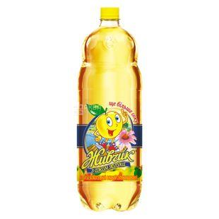 Живчик, Яблоко, 2 л, Напиток соковый, сильногазированный, с экстрактом эхинацеи, ПЭТ