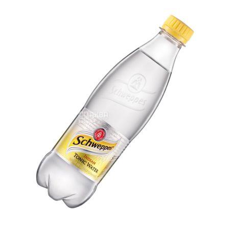 Schweppes, 0,5 л, Сладкая вода, Indian Tonic, ПЭТ