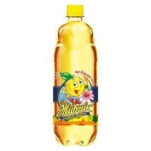 Живчик, Яблоко, 1 л, Напиток соковый, сильногазированный, с экстрактом эхинацеи, ПЭТ