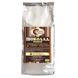 Чудові Напої, 1 кг, шоколад темний 19%, для кавових автоматів