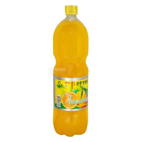 Регина Апельсин, Вода сладкая газированная, 1,5 л