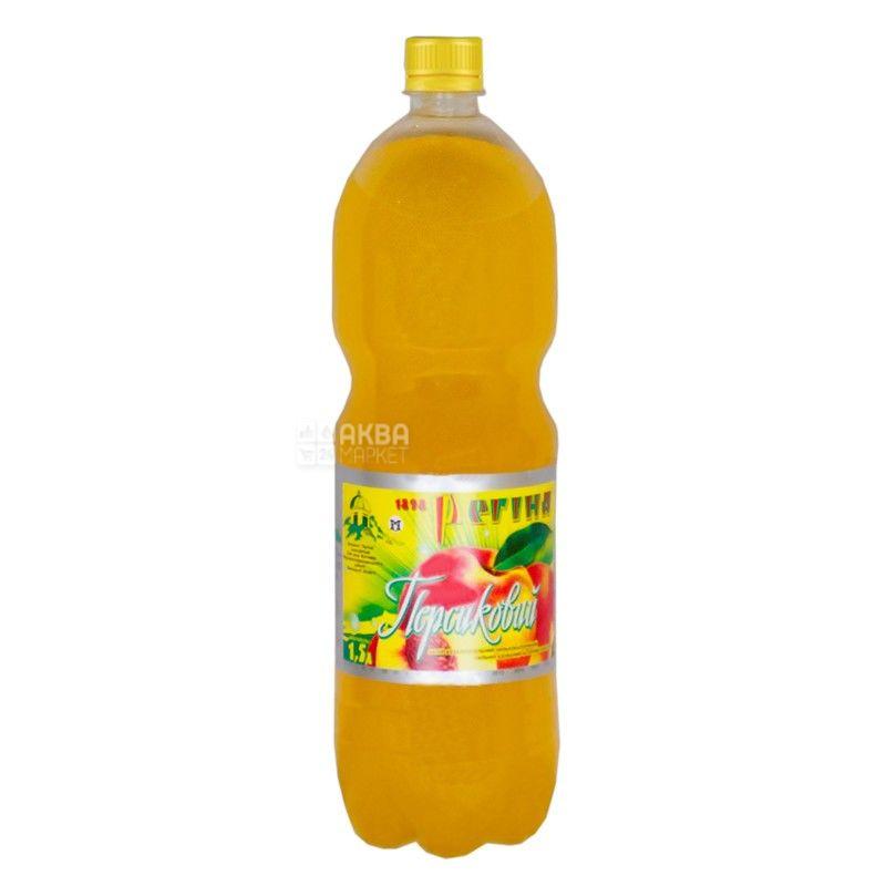 Регіна Персик, Вода солодка газована, 1,5 л