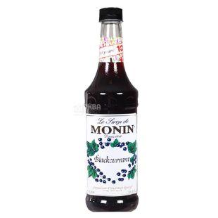 Monin Blackcurrant, 1 л, Сироп Монін, Чорна смородина, скло