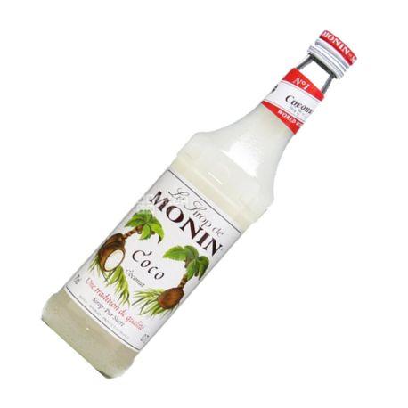 Monin, Coconut, 0,7 л, cироп Монін, Кокос, скло