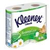Kleenex, 4 рулона, туалетная бумага, Aroma Care, м/у