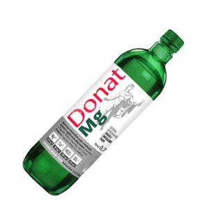 Donat Mg 0,75 л, Вода сильногазированная, Минеральная, стекло