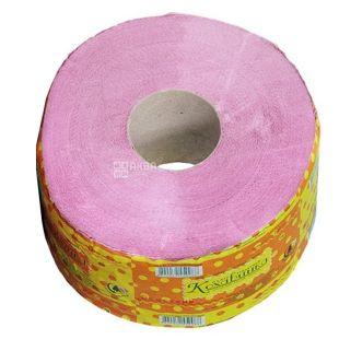 Кохавинка, 1 рул., Туалетний папір, Джамбо, 1-о шаровий