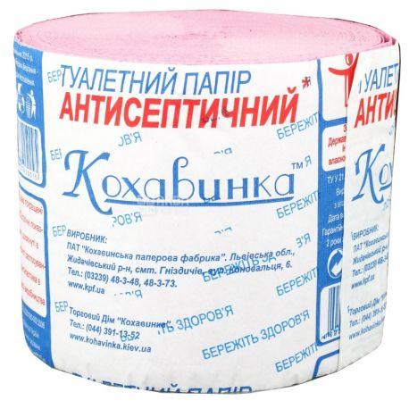 Кохавинка, туалетний папір, Антисептичний, м/у