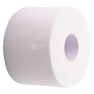 Mirus, 80 м, туалетная бумага, Двухслойная, м/у