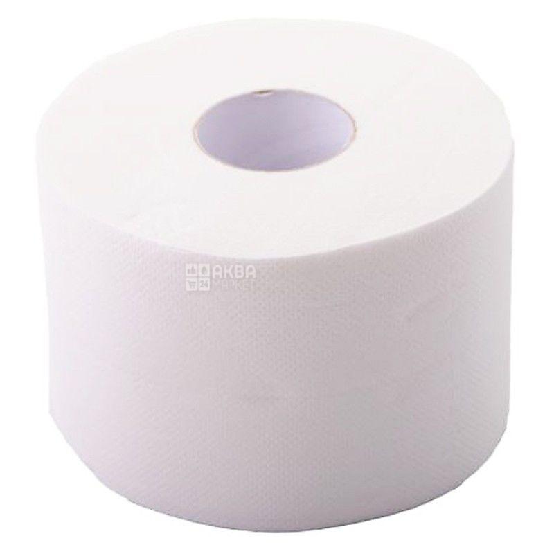 Mirus Jambo, 1 рул., Туалетная бумага Мирус Джамбо, 2-х слойная