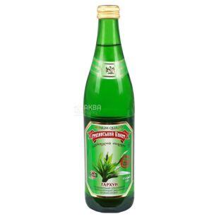 Georgian Bouquet, 0.5 L, sweet water, Estragon, glass