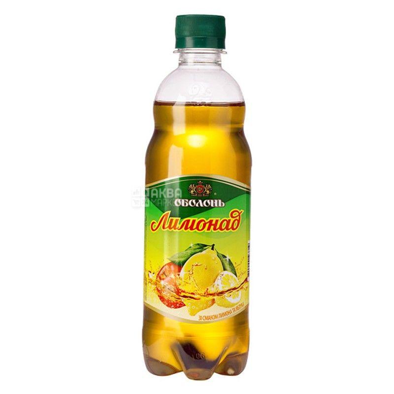 Оболонь, 0,5 л, Лимонад