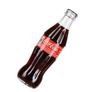 Coca-Cola, 0.25 l, sweet water, glass