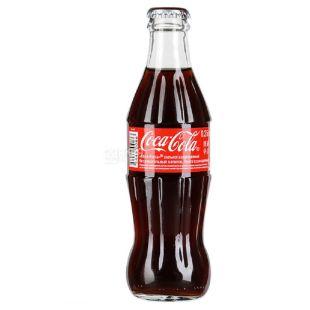 Coca-Cola, 0,25 л, солодка вода, скло