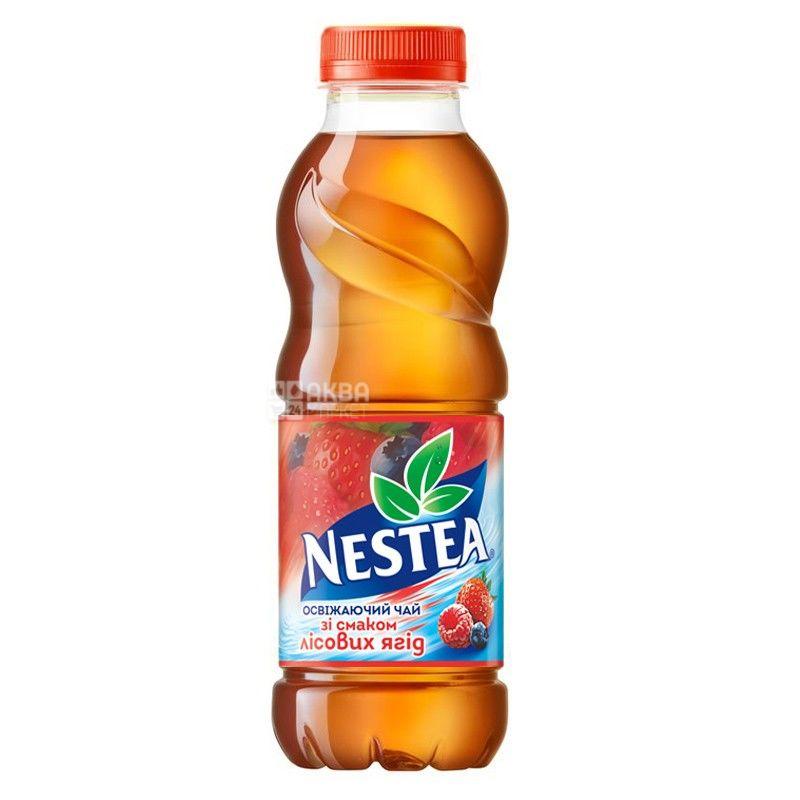 Nestea, 0,5 л, холодный чай, Лесные ягоды