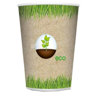 Eco Glass paper with a pattern of 250 ml, 50 pcs, D80