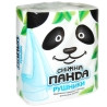 Снежная Панда, 4 рулона, бумажные полотенца, Двухслойные, м/у