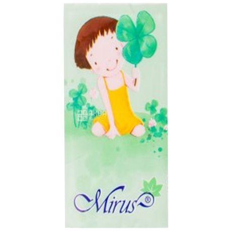 Mirus, 10 шт., носові хустки, Baby girl, м/у