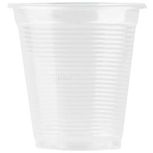 Prothus Glass plastic Transparent sustained 200 ml, 100 pcs.