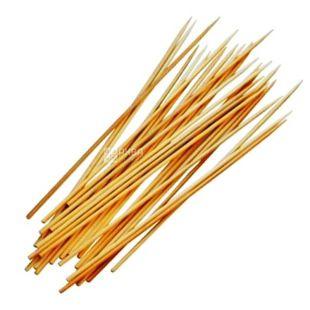 Promtus, 100 pcs., 25 cm, stick, For shish kebab, m / s