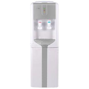 Ecotronic H3-L Silver, Кулер для води з компресорним охолодженням, підлоговий