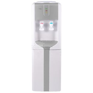 Ecotronic H3-L Silver, outdoor water cooler