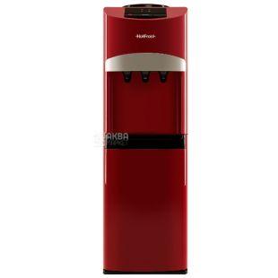 HotFrost V127 Red, кулер для води підлоговий