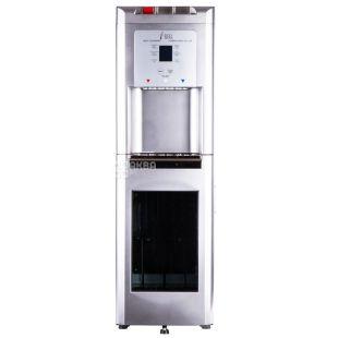 Ecotronic C15-LZ Silver, Кулер для воды с компрессорным охлаждением, напольный