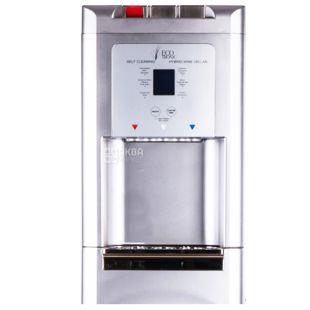 Ecotronic C15-LZ Silver, Кулер для води з компресорним охолодженням, підлоговий