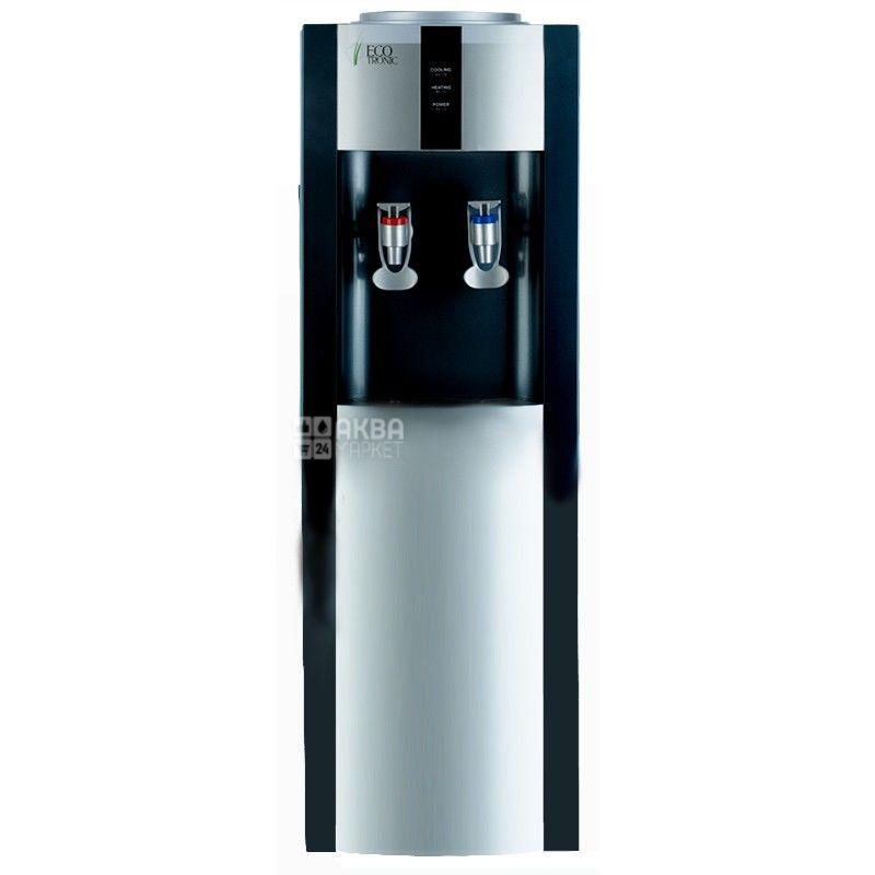 Ecotronic H1-LF Black, кулер для воды напольный