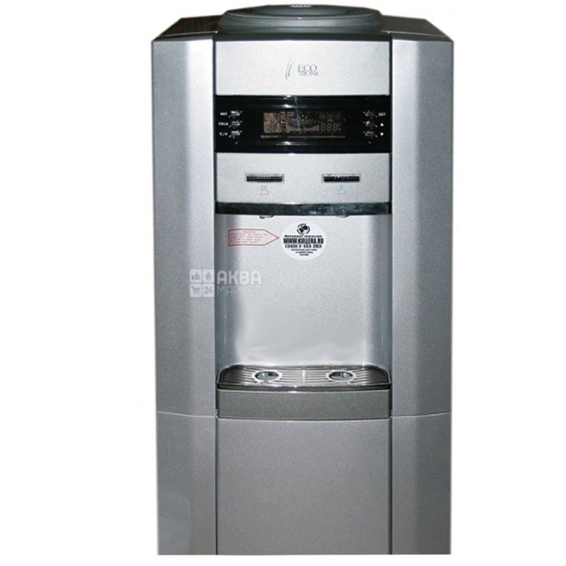 Ecotronic G2-LSPM Silver, кулер для воды напольный