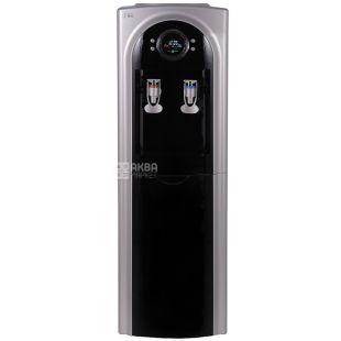 Ecotronic C21-LFPM Black, Кулер для воды с компрессорным охлаждением, напольный