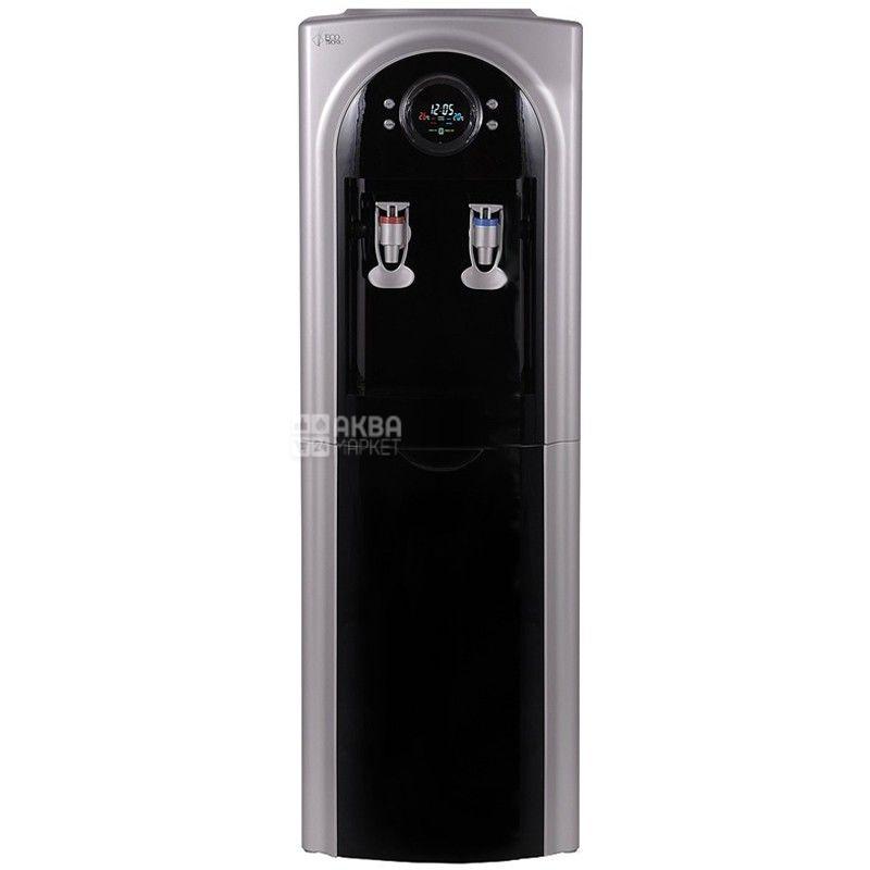 Ecotronic C21-LFPM Black, Кулер для води з компресорним охолодженням, підлоговий