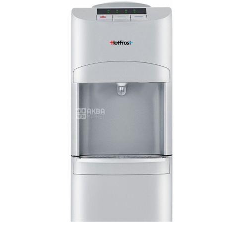 HotFrost V127 S, Кулер для води з компресорним охолодженням, підлоговий