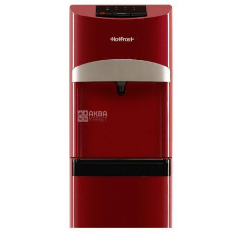 HotFrost 45A Red, Кулер для води з компресорним охолодженням, підлоговий