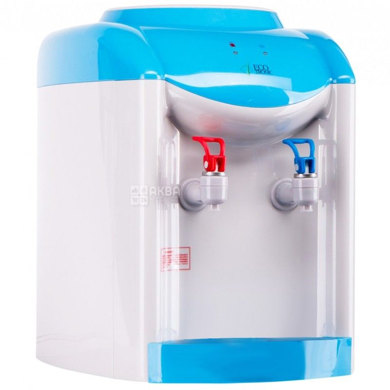 Ecotronic K1-TE Blue, Кулер для воды с электронным охлаждением, настольный
