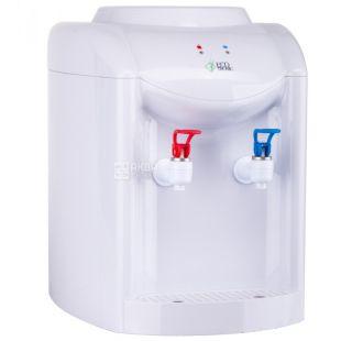Ecotronic K1-TE White, Кулер для води з електронним охолодженням, настільний