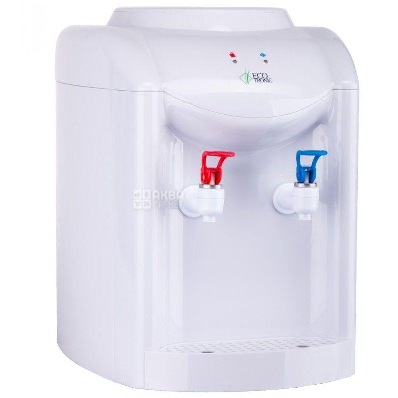 Ecotronic K1-TE White, кулер для воды настольный