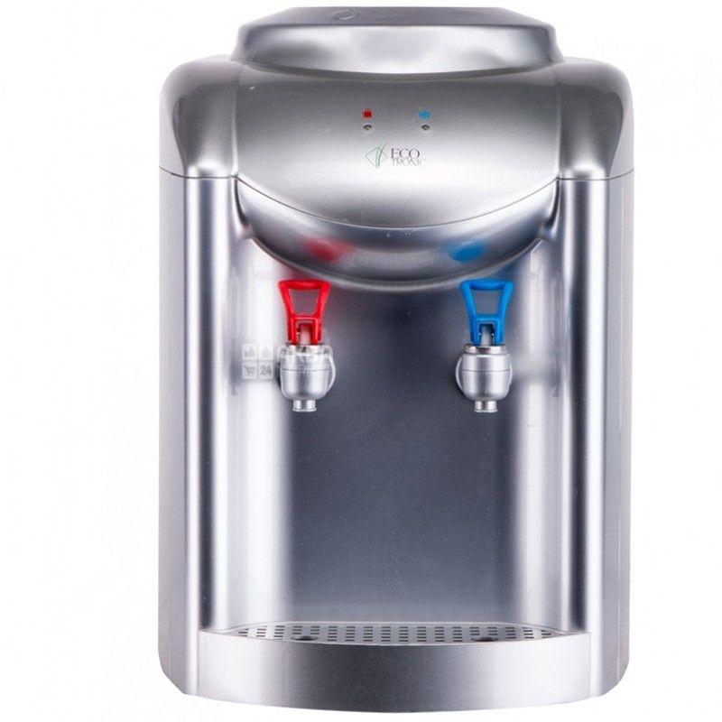 Ecotronic K1-TE Silver, Кулер для води з електронним охолодженням, настільний