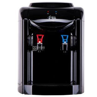 Ecotronic K1-TE Black, Кулер для воды с электронным охлаждением, настольный