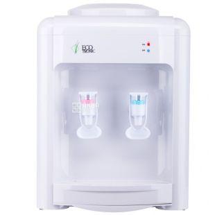 Ecotronic H2-TE White, кулер для води настільний