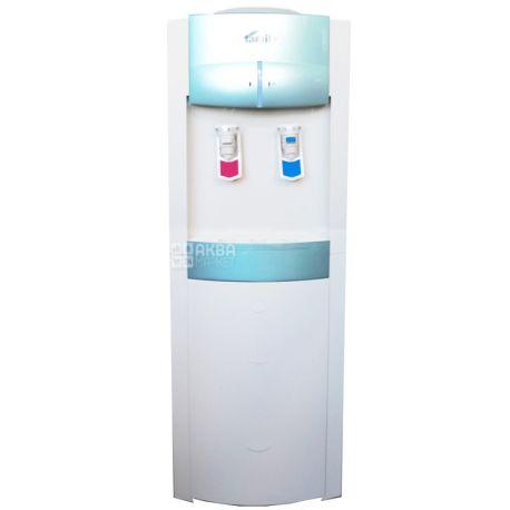 Bio Family WFD-420L Green, Кулер для води з компресорним охолодженням, підлоговий