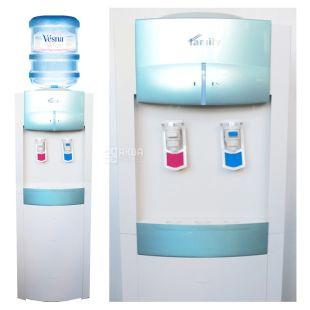 Bio Family WFD-420L Green, кулер для воды напольный
