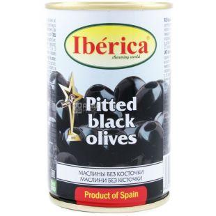 Iberica, 300 г, маслини, без кісточок