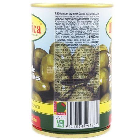 Iberica, 300 г, оливки, з кісткою