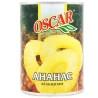 Oscar, 580 мл, ананаси кільцями