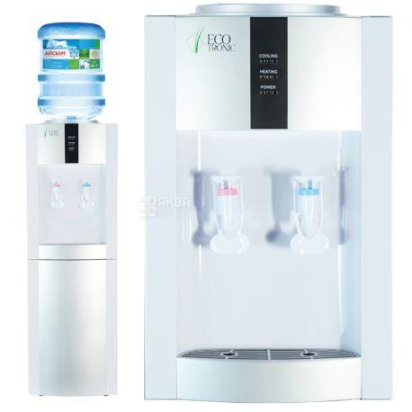 Ecotronic H1-LF White, кулер для води підлоговий